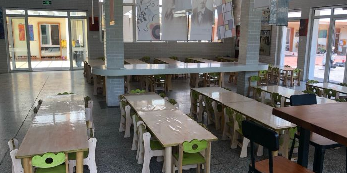 上海普陀金宝幼儿园