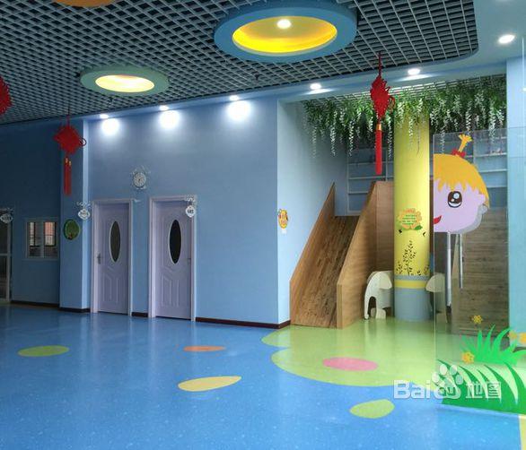蓝智梦柏树幼儿园