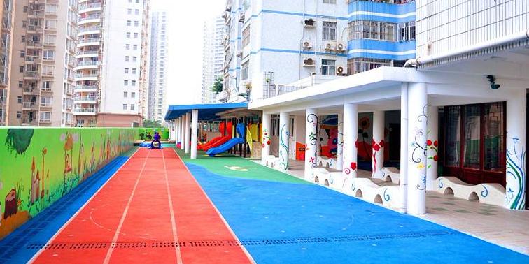 深圳市新天力园中幼儿园